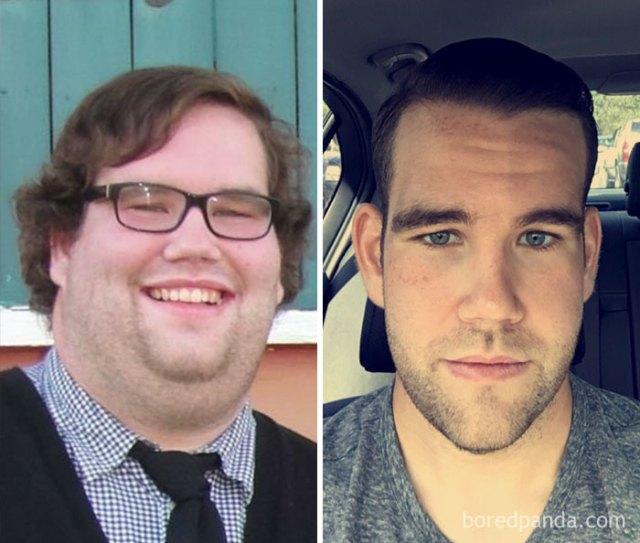 De 163 kilogramos a 104 en dos años