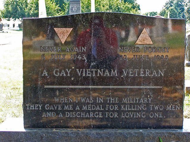 Gay Vietnam Veteran