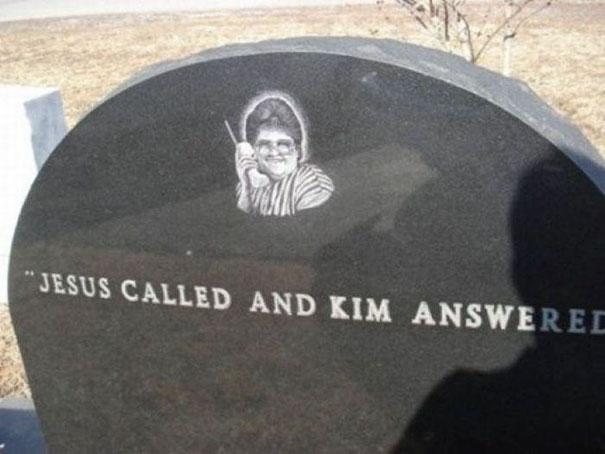 She Answered