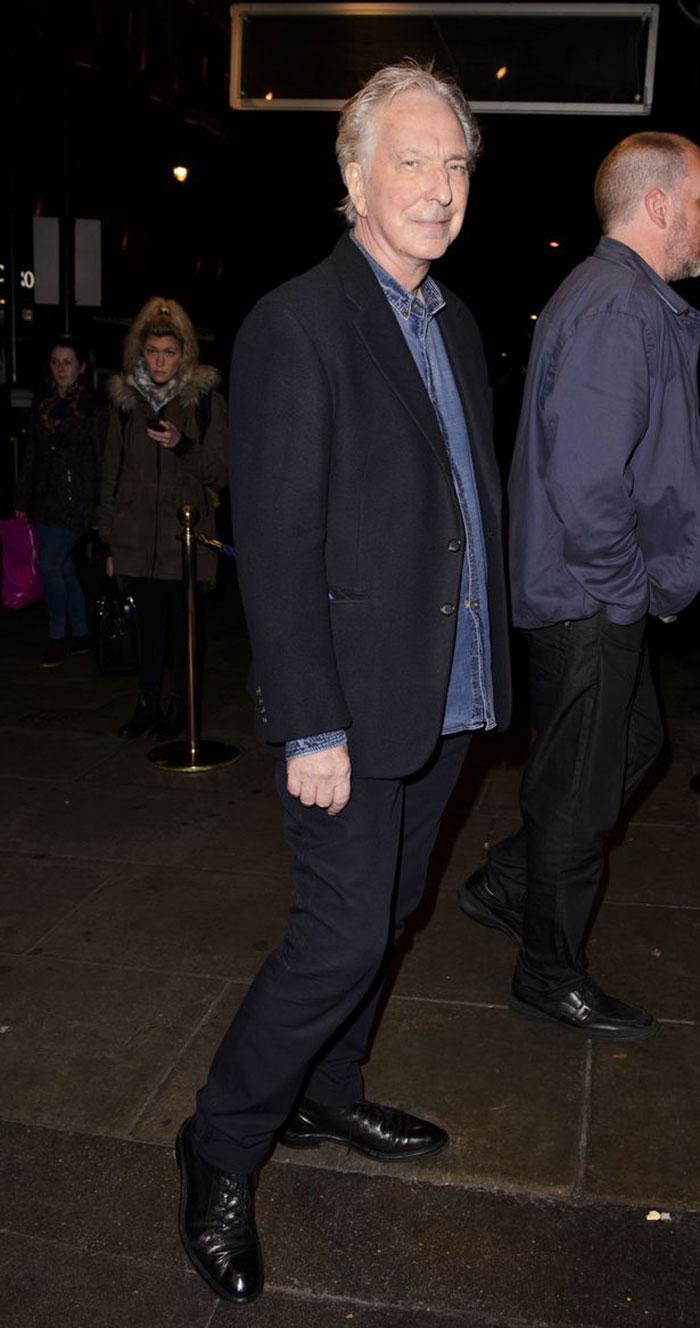 Alan Rickman, 69, 1946 – 2016