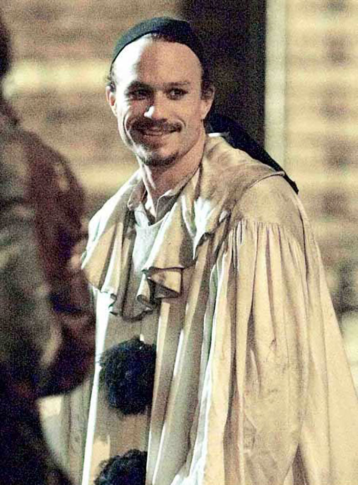 Heath Ledger, 28, 1979-2008
