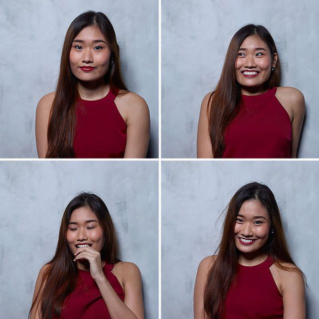 Women's Faces Before, During, And After Orgasm In Photo Series Aimed To Help Normalize Female Sexuality