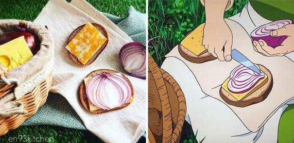 Sandwiches From Tales From Earthsea