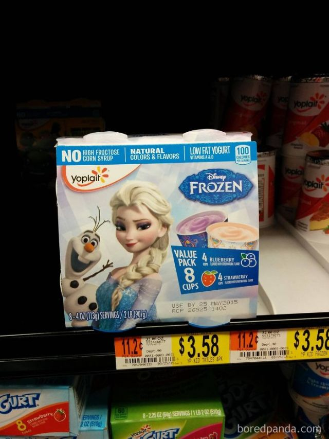 Mi Esposa Embarazada Me Pidió Ir A La Tienda A Por Yogur Helado (Frozen Yogurt). Sentí La Tentación De Hacer Una Broma, Pero Quería Vivir
