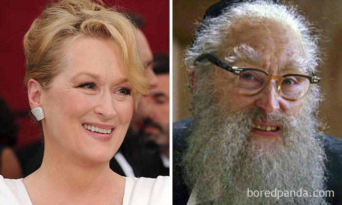 Meryl Streep - Rabi (Angels In America)
