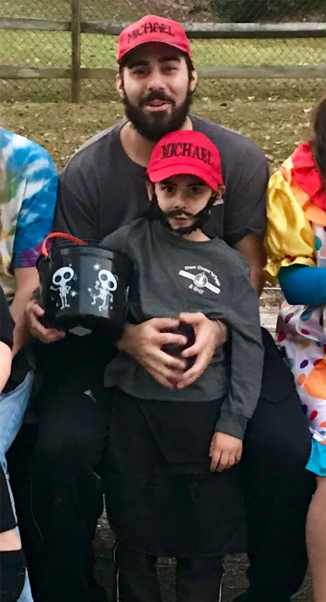 mother-proud-son-halloween-costume-dad-4