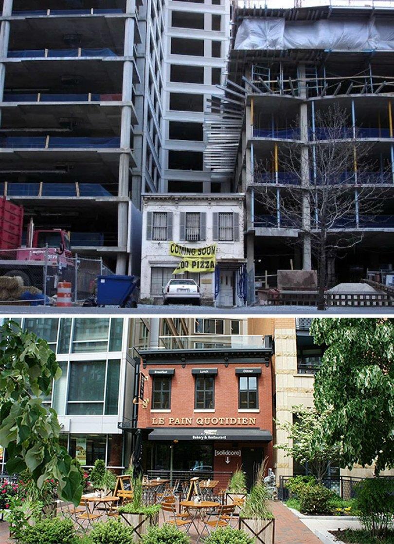 The House Of Austin Spriggs, Washington Dc O proprietário foi oferecido em US $ 3 milhões, não disse, e mais tarde foi vendido por US $ 4 milhões