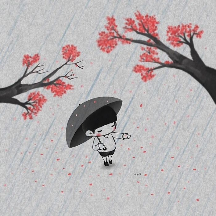 It's Raining Flowers