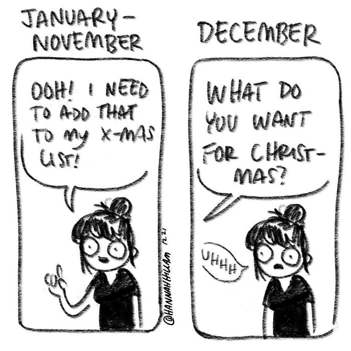 50+ Funny Comics About Winter Problems That Almost