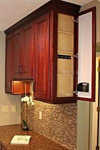 Cabinet Hidden Storage | Bored Panda
