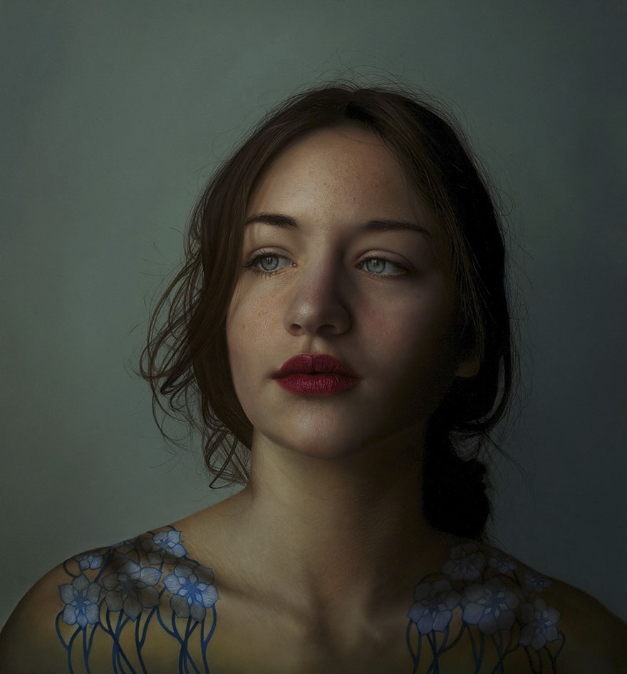 hyper realistic paintings marco grassi 16 5a37b5ccc46f9  880 - This Artist Will Blow Your Mind Once You Realize These Are Not Photos At All