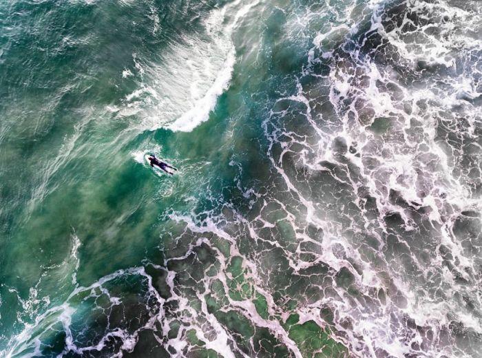 Portuguese Surfer