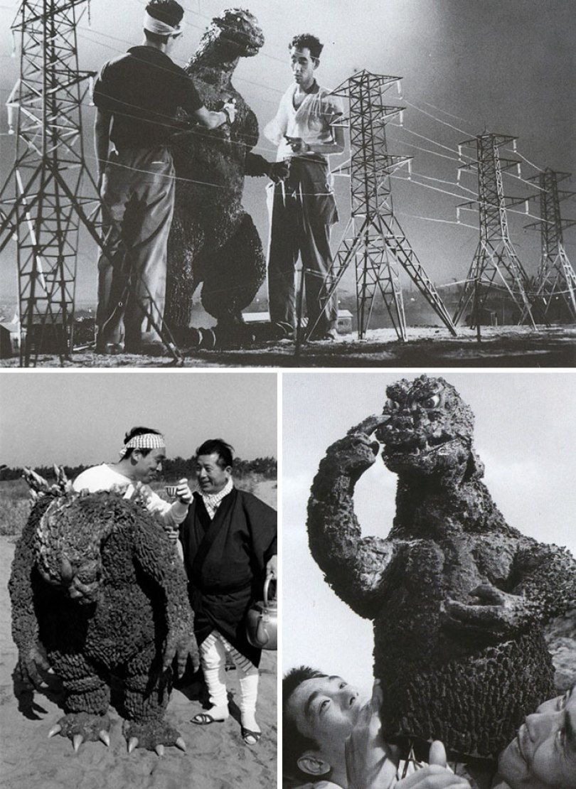 movies behind the scenes 136 5a69f7606b727  700 - Por trás das cenas: Foto dos bastidores de filmes que marcaram época