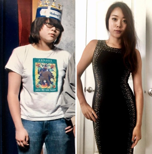 16 To 23. I Was A T-Shirt, Baggy Jeans, And Scowl Face Kind Of Girl. My Mom Saved A Lot Beautiful Clothing For Me