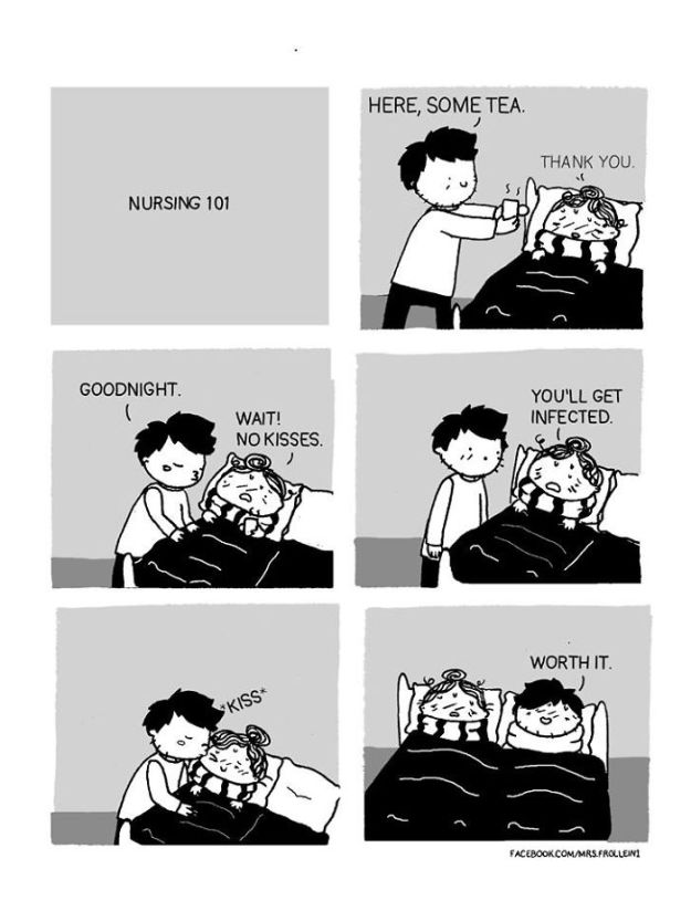 Little-wholesome-comics-about-everyday-life-5a7ab67822262__700 35+ Little Wholesome Comics Inspired By My Relationship With My Boyfriend And My Daily Struggles Design Random