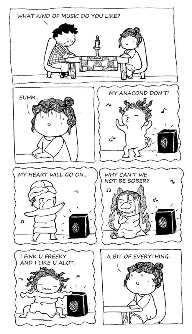 Little-wholesome-comics-about-everyday-life-5a7ab6e26a72d__700 35+ Little Wholesome Comics Inspired By My Relationship With My Boyfriend And My Daily Struggles Design Random