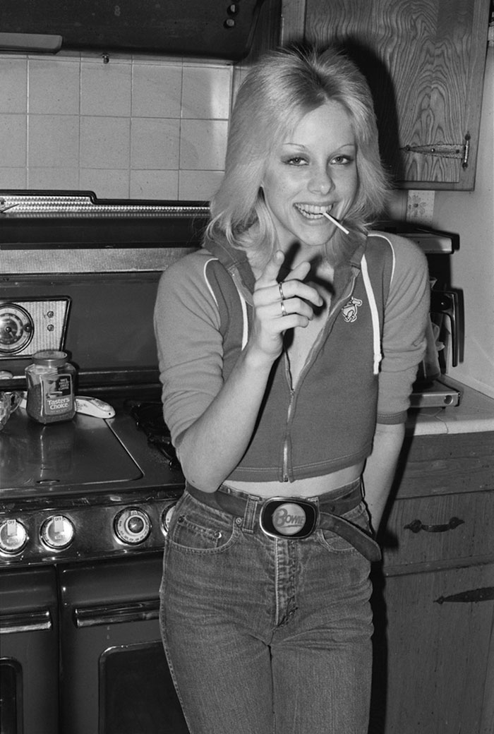 Cherrie Currie, 1977