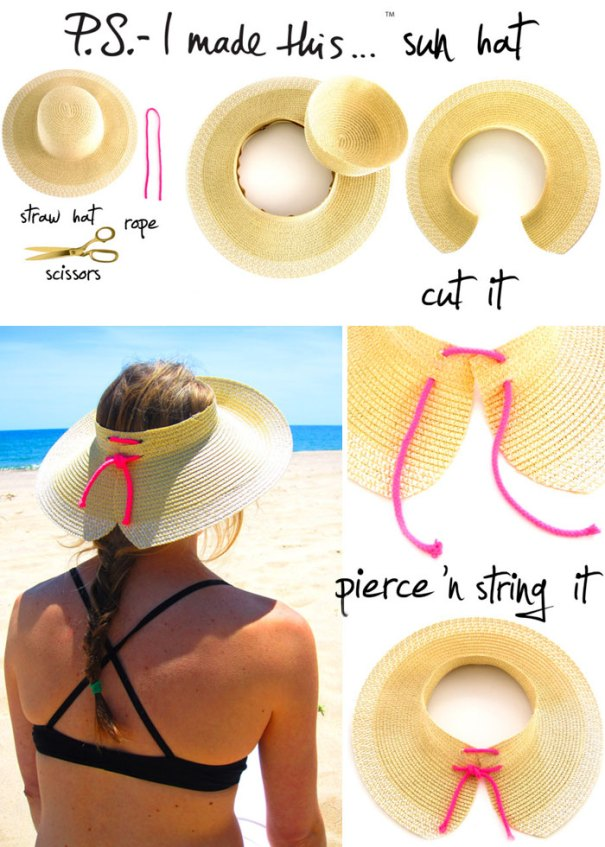 Turns Your Hat... Into A Hat!