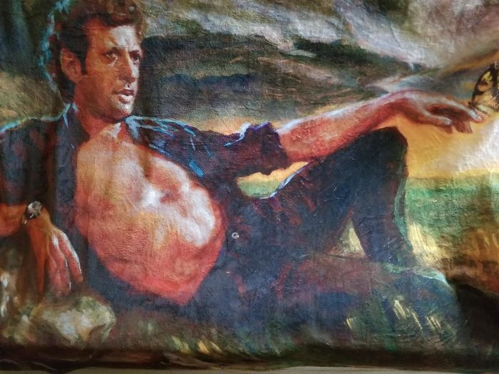 Girlfriend Got Me This Blanket