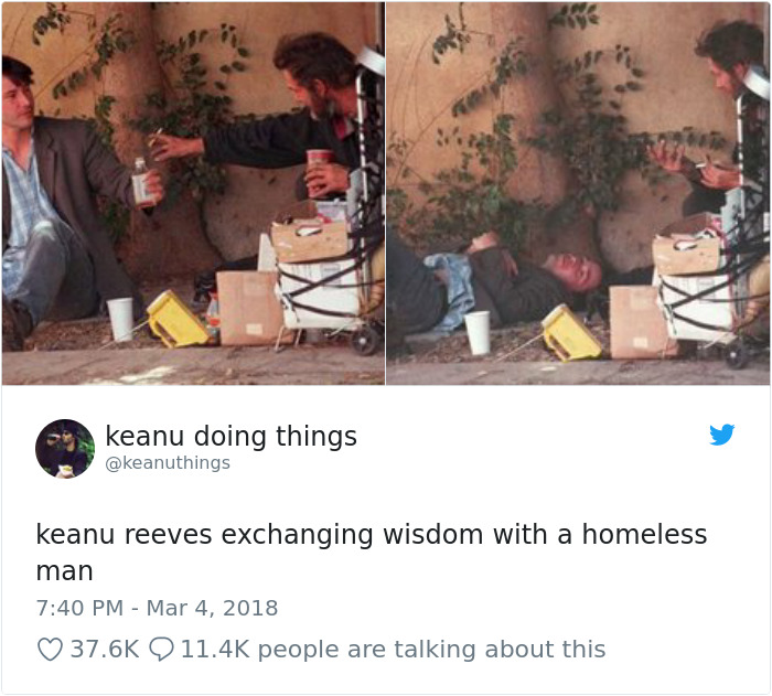 970383440989315073-png__700 The Internet Can't Stop Laughing At Keanu Reeves Doing Things (26 Pics) Design Random
