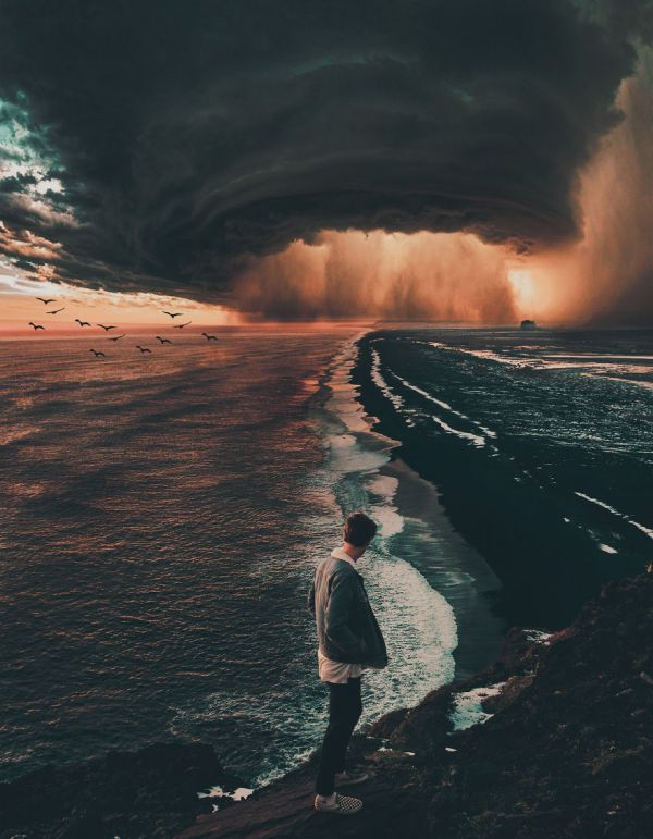 I Create Surreal Images That Show An Alternate Reality