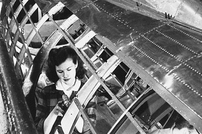 "boeing fake rooftop town world war seattle 21 5aa6557a915a1  880 - 2ª Guerra: EUA projeta um ""bairro falso"" para eliminar possíveis ataques aéreos"