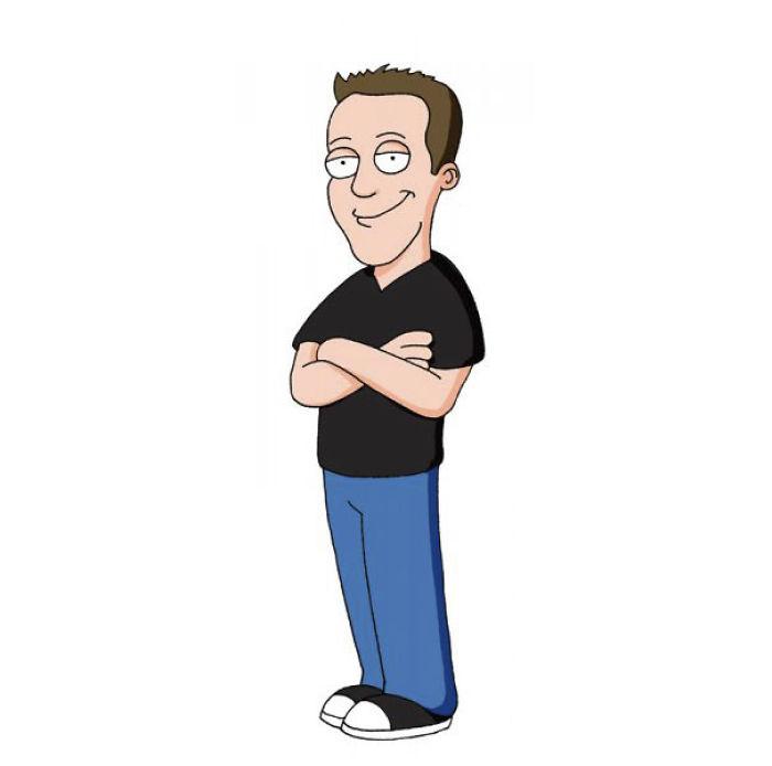 Seth Macfarlane (Family Guy)
