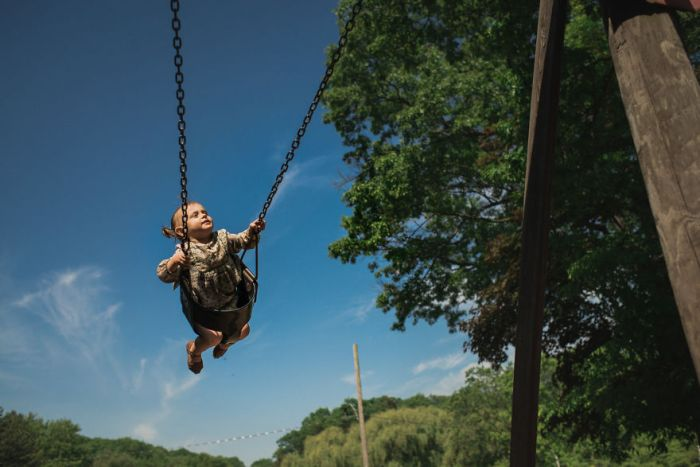 The Girl On The Swing, People Finalist