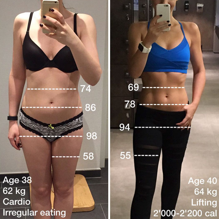 same-weight-fitness-incredible-transformations16-5aab9593d9c1c__700 28 Before & After Photos That Prove Your Weight Is Meaningless Design Random