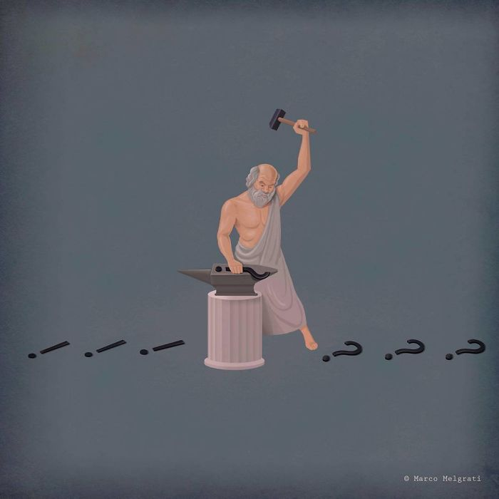 Socrates :the Doubt Maker