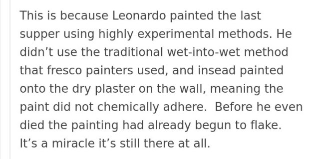 art-painting-restoration-mona-lisa-tumblr-post-18 People Won't Stop Demanding The Mona Lisa To Be Cleaned, So Someone Just Explained What Would Happen Art Design Random