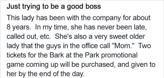 boss-response-woman-late-work-jenn-5 Woman Texts Boss That She's Going To Be Late For Work, And He Has Best Response Ever Design Random