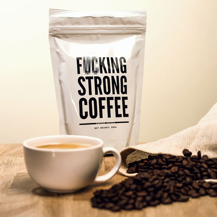 Very Strong Coffee