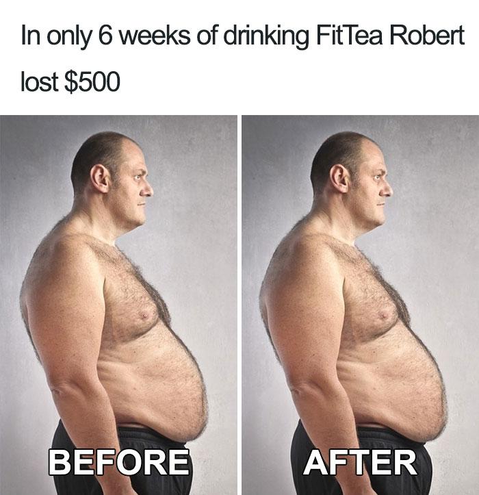 Progress: Fit Tea