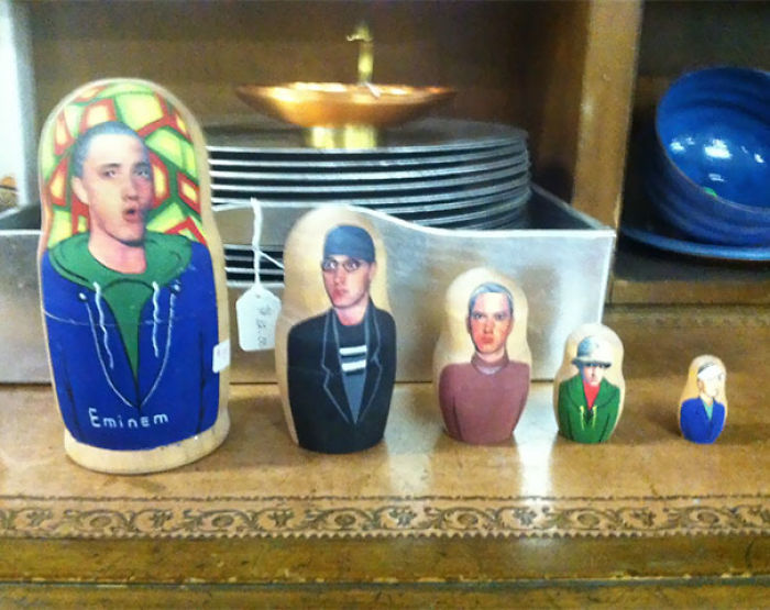 Will The Real Slim Shady Please Stand Up?