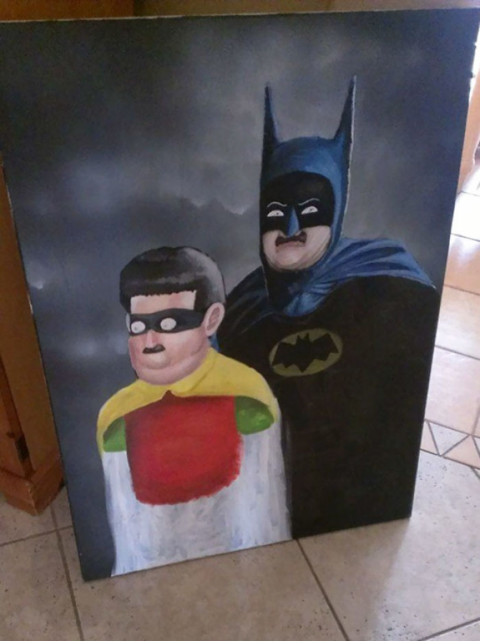 I Bought A Painting For $6 At Goodwill Today. How Did I Do?