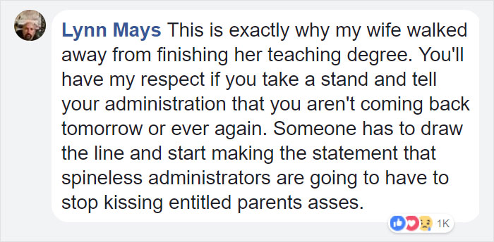 teacher-blames-parents-disrespectful-students-julie-marburger-texas-26 This Teacher Had Enough Of The BS Parents And Kids Give Her, So Before Quitting She Posted This Epic Rant Online Design Random