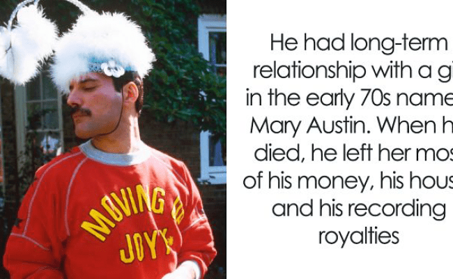 37 Facts About Freddie Mercury Most People Don T Know