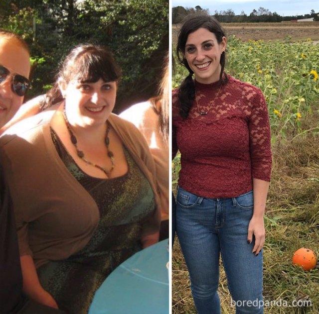 He perdido 58 kilos en 1 año y ocho meses. Sin cirugía ni dieta, solo trabajo duro