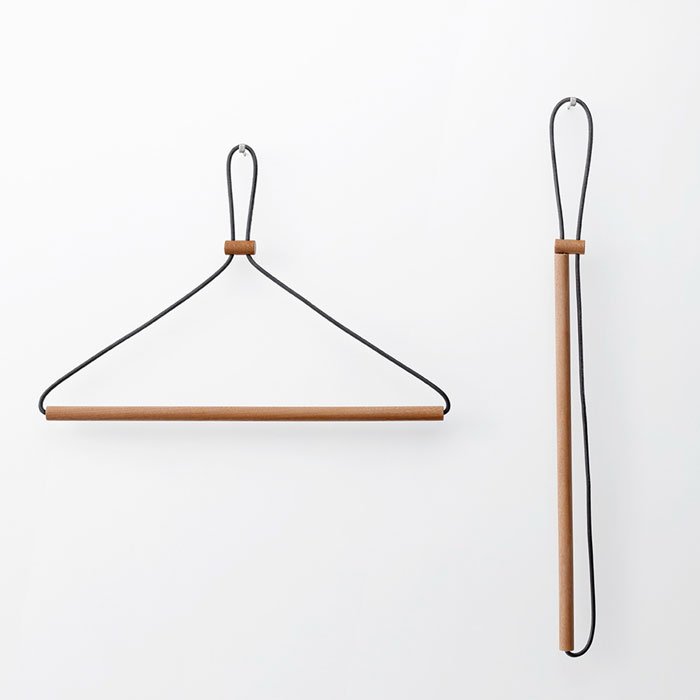 Brilliant Travel Hanger Design