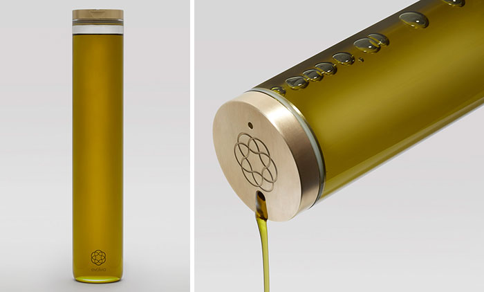 Evolvia By Evolve Olive Oil Presented In A Minimal Bottle