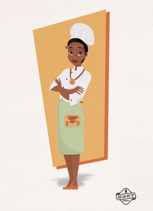Tiana: Award-Winning Chef And Restaurateur
