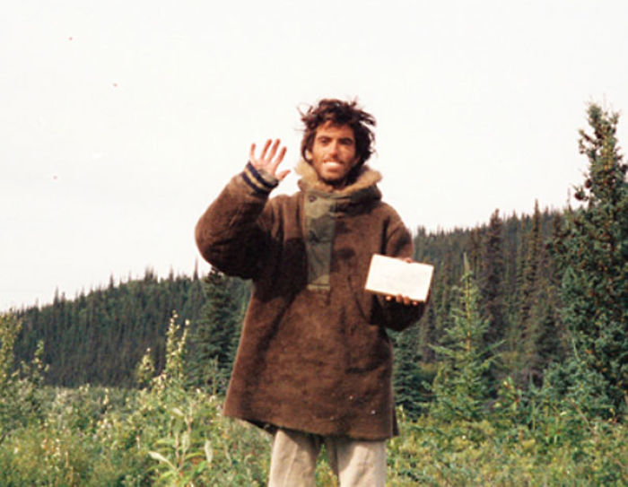 Christopher McCandless'es (The Man From