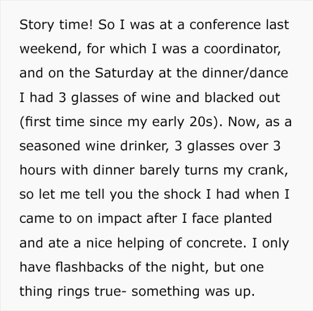 woman-bad-month-story-onewomanriot-15-5af408b8225bf__700 Woman Drinks 3 Glasses Of Wine At A Work Event, And Things Escalate So Wrong The Whole Internet Is Feeling Sorry For Her Design Random