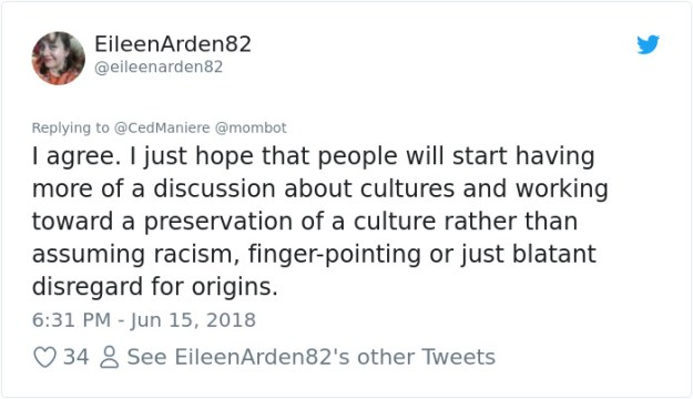 1007692061405954048-png__700 Woman Accuses Sony Of Insulting Japanese Culture By Hiring A White American In Japanese Clothes, Doesn't Expect This Reply Design Random