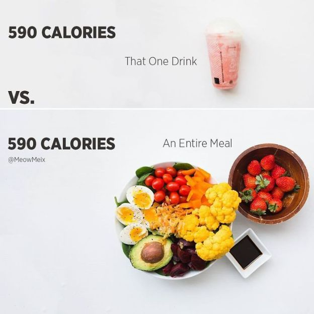 BfgxzCHHxB8-png__700 Woman Shows How Easy It Is To Lose Weight By Making 20+ Genius Food Swaps Design Random