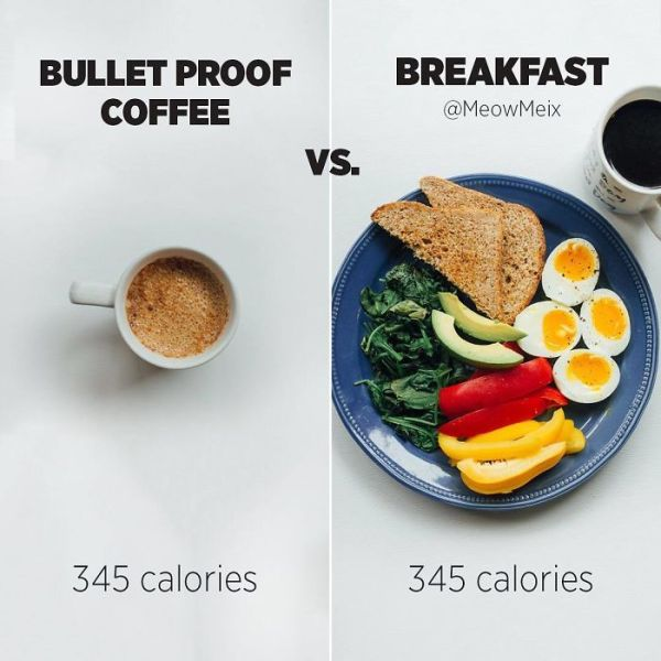 While Bullet Proof Coffee Is A Fine Choice To Have In Your Nutrition Routine, You Definitely Can't Count That Concoction As Calorie Free