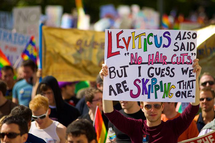 Leviticus Also Said