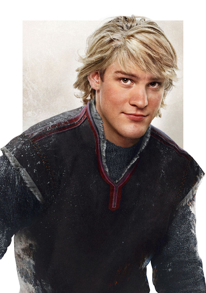 Kristoff From Elsa The Snow Queen