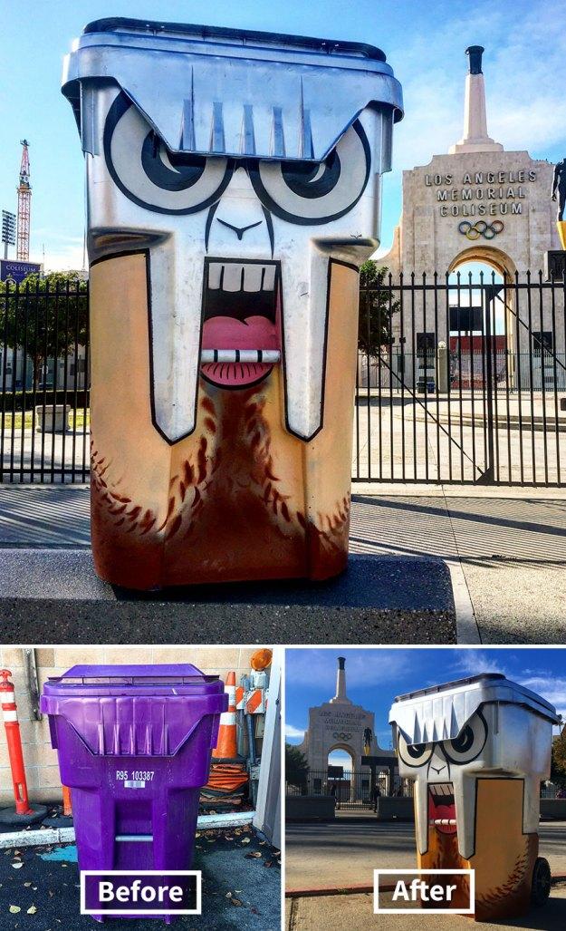 street-art-tom-bob-new-york-city-22-5b169f7ce111d__880 Genius Street Artist Is Running Loose In New York, And Let's Hope Nobody Catches Him (30+ New Pics) Art Design Random